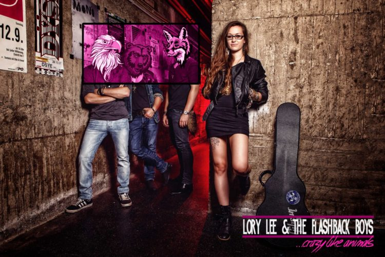 Lory Lee and The Flashback Boys - Coverband Graz