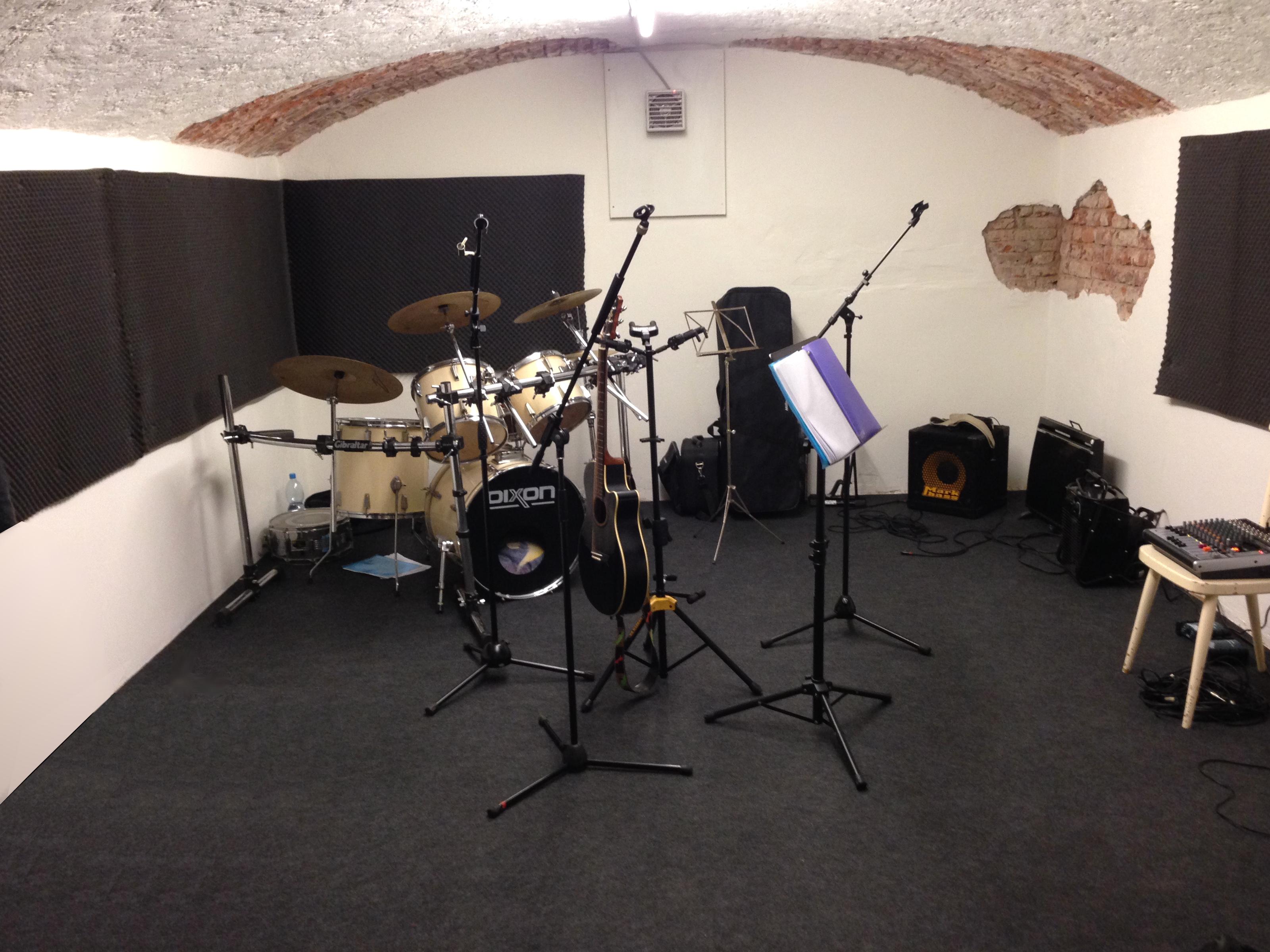 Proberaum - Graz - Musik Uni