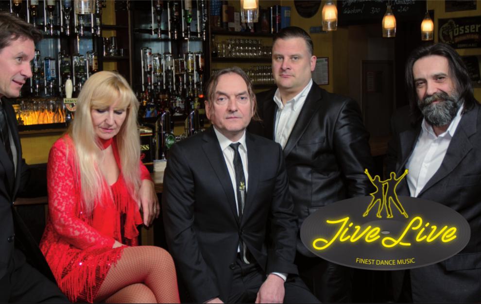 Jive Live - Konzerte - Maturaball- und Hochzeitsband